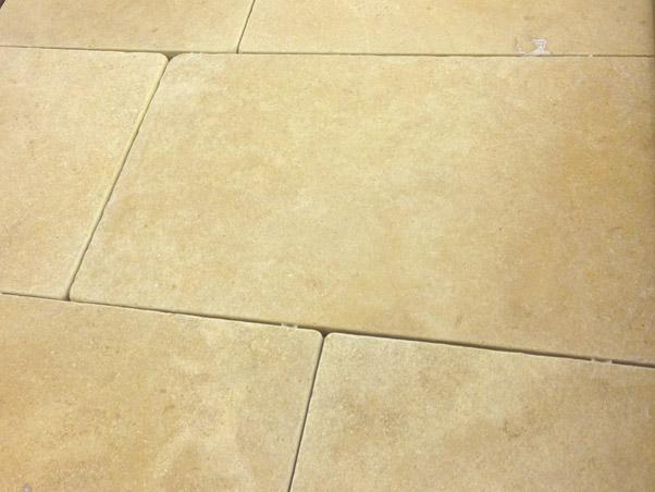 Antique Gold Limestone - Tumbled