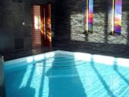 Brazilian Slate Swimming Pool Project