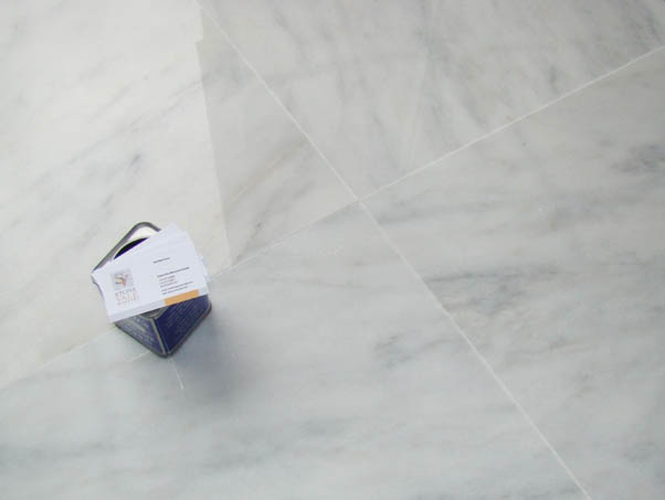Bianco Crystal Marble Tiles - Polished