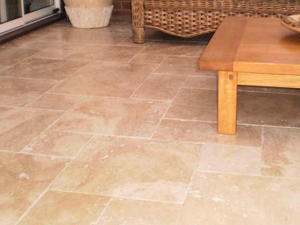 Classic Light Travertine Tumbled Amp Unfilled Travertine