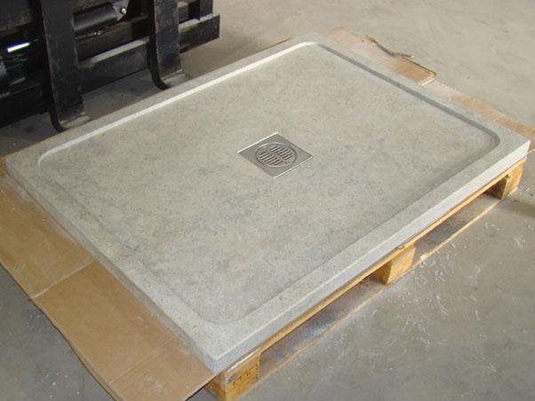 Moleanos Limestone Shower Tray Stone Trays