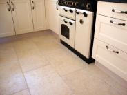 Jerusalem Parchment Limestone - Tumbled Flooring