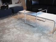 Jerusalem Grey Limestone Flooring - Brushed