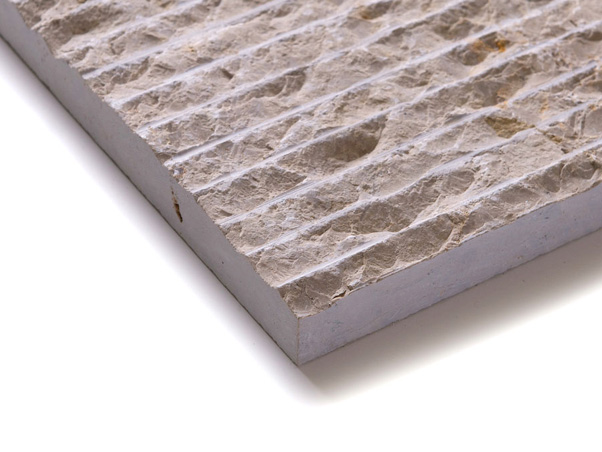 Jura Beige Limestone - Raked Finish