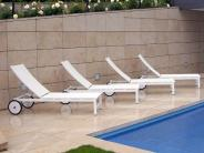 Jura Beige Limestone Pool Surround & Copings