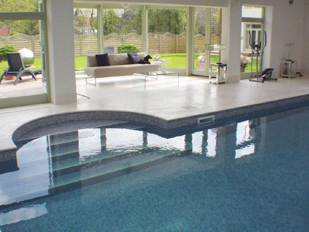 Pearl Limestone Pool & Copings