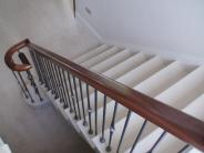 Ivory Limestone Stair Treads & Risers