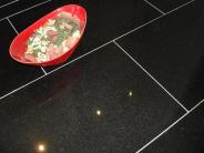 Absolute Black Granite Tiles - Polished