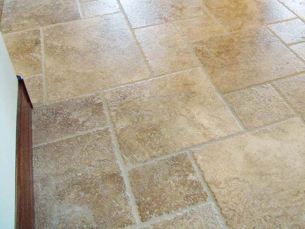 Romana Travertine Chiseled Amp Brushed Travertine Tiles