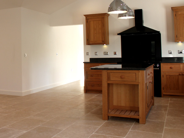 Triesta Limestone (Dijon) - Tumbled Finish