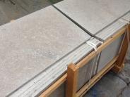 Exterior Jura Blue Grey Limestone - Tumbled