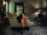 Classical Black Limestone Flooring - Semi Honed